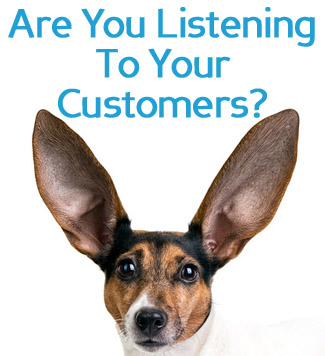 should you listen to the customer essay Use these four actionable strategies when dealing with difficult customers they want to see and hear that you are listening to their problems or concerns.