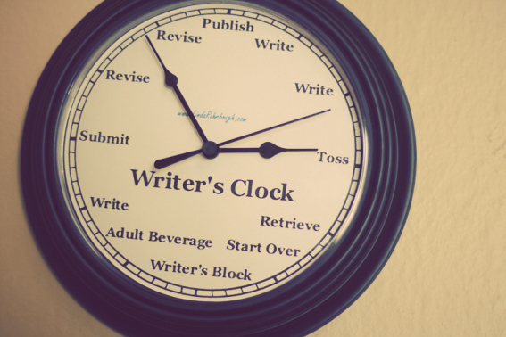 building a freelance writing schedule